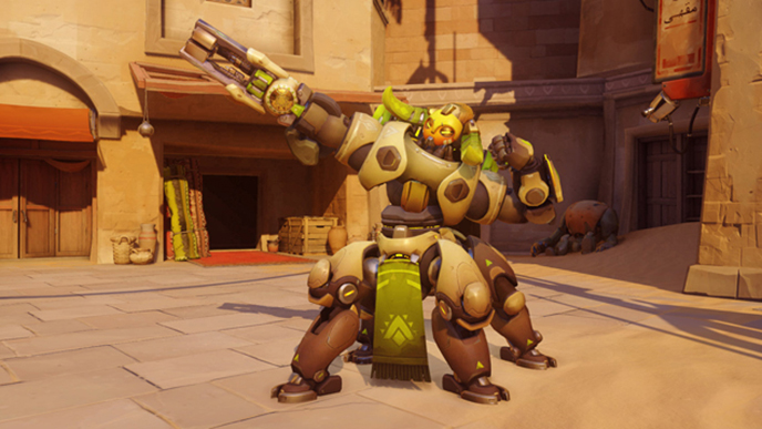 Meet The New <i>Overwatch</i> Hero, Orisa