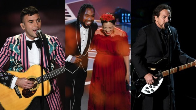 Here Are All the Live Musical Performances From the 2018 Oscars