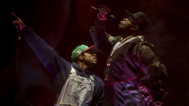Hear OutKast Perform Songs From <i>ATLiens</i>, Released 23 Years Ago Today