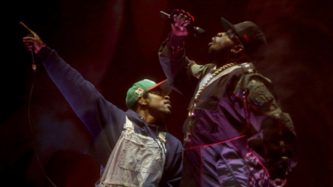 OutKast Announce 20th Anniversary Reissue of <i>Stankonia</i>