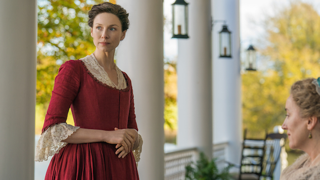 "<i>Outlander</i> Tries to Confront American Slavery in the Tepid ""Do No Harm"""