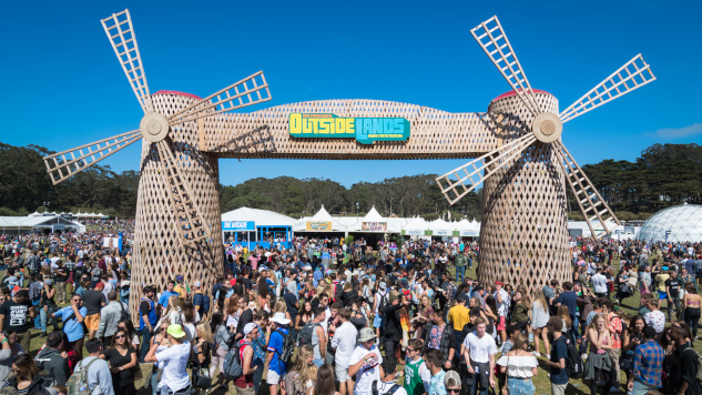 Outside Lands to Allow Legal Marijuana on Festival Grounds