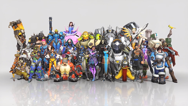 The Definitive Ranking of <i>Overwatch</i> Heroes