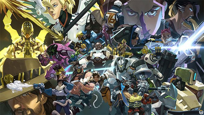 Overwatch Competitive Play Season 5 Staring Date and Time Revealed