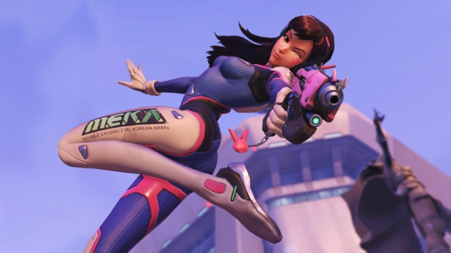 "Blizzard Bans More Than 10,000 <i>Overwatch</i> Players For ""Nuking"" in Korea"