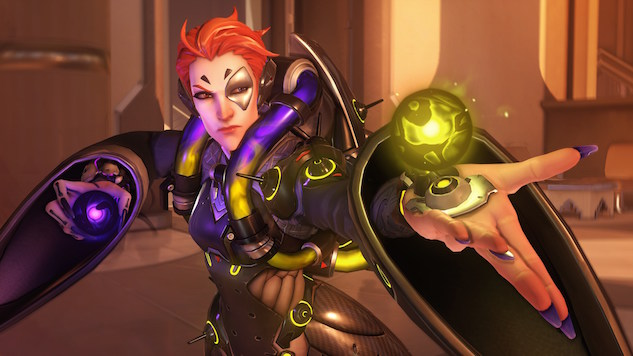 Moira Is <i>Overwatch</i>'s Newest Hero
