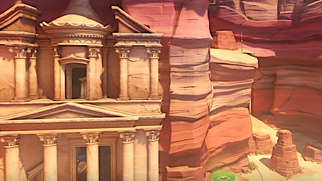 Petra, New Deathmatch Map, Announced for <i>Overwatch</i>