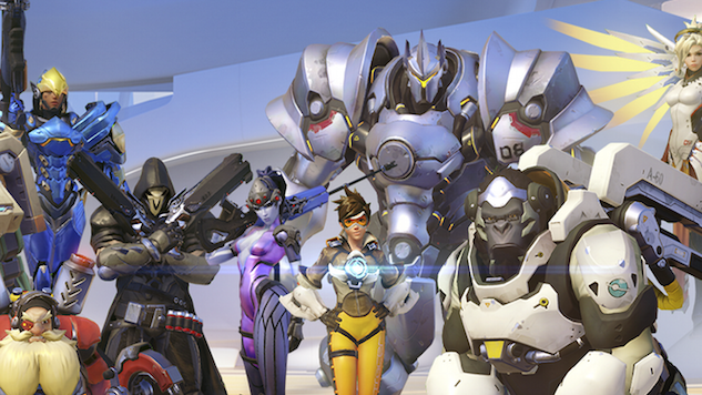 <i>Overwatch</i>'s First Year: Many Successes, but a Few Stumbles