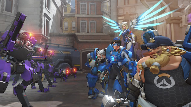 "Blizzard Is Trying to Curb <i>Overwatch</i> Player Toxicity With a ""Strike Team"""