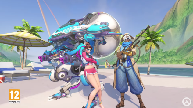 The Summer Games Return to <i>Overwatch</i>
