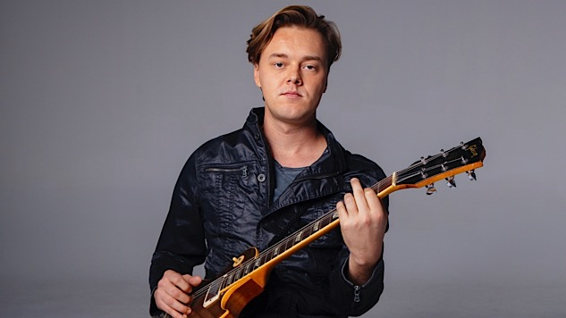 Parker Millsap Is Ready To Rock 'n' Roll