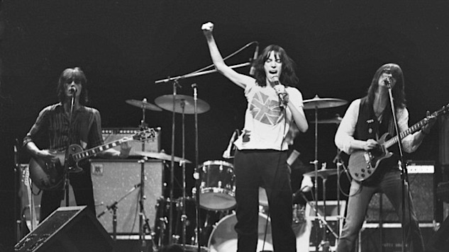 Listen to Patti Smith Perform Songs from <i>Horses</i>, Released On This Day in 1975