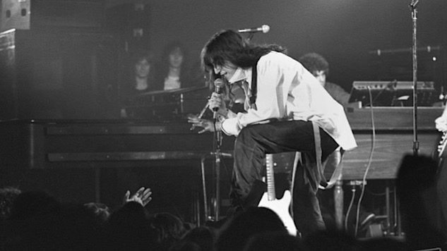 "Listen to Patti Smith Do a Confrontational ""Gloria"" at the Palladium in 1979"