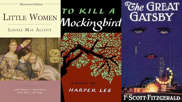 See the List: American Readers Vote for Their Favorite Novels