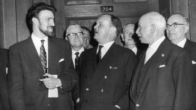 Throwback Thursday: English Football Abolishes The £20 Wage Cap (January 18th, 1961)