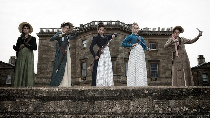 <i>Pride and Prejudice and Zombies</i>