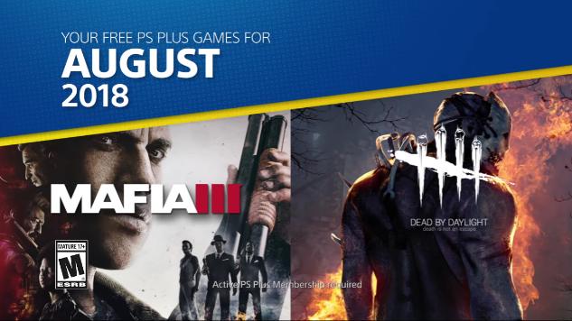 <i>Mafia III</i>, <i>Dead by Daylight</i> Headline August PS Plus Lineup