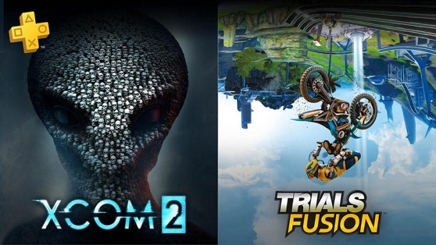 June PS Plus Offerings Bring <i>XCOM 2</i> and <i>Trials Fusion</i> to Subscribers