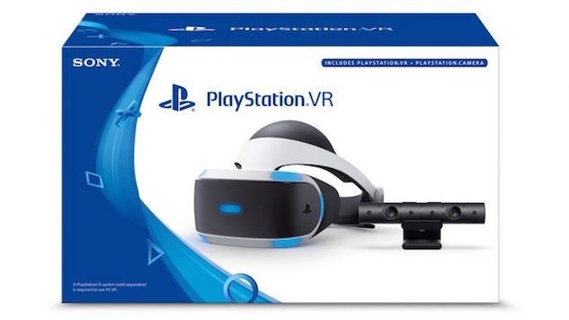 Sony Cuts Playstation VR Bundle Price to $399