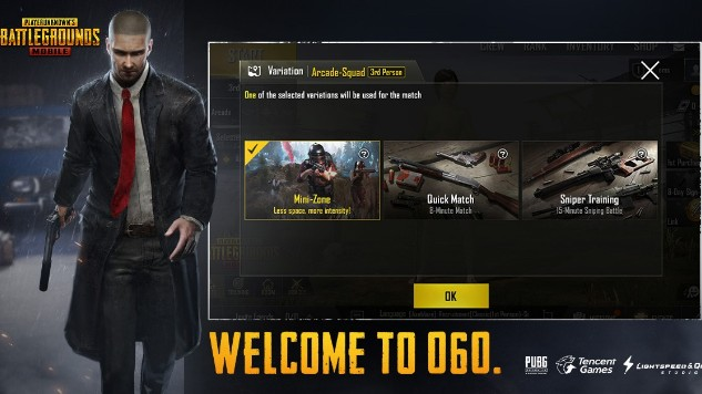 <i>PUBG Mobile</i> Adds First-Person Mode, Arcade Mode, Royale Pass