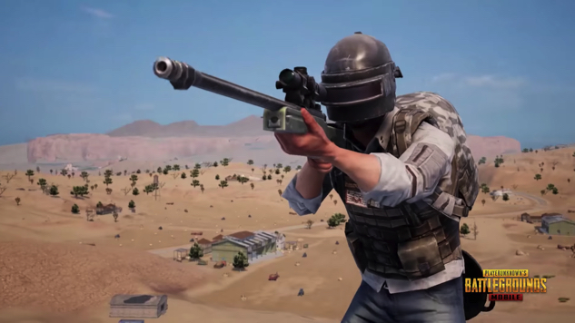 PUBG Mobile Gets Desert Map Miramar in Newest Update