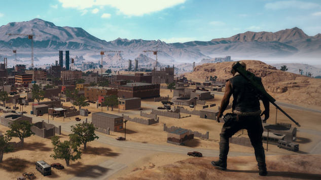 <i>PUBG</i> Is Finally Coming to PS4 in December