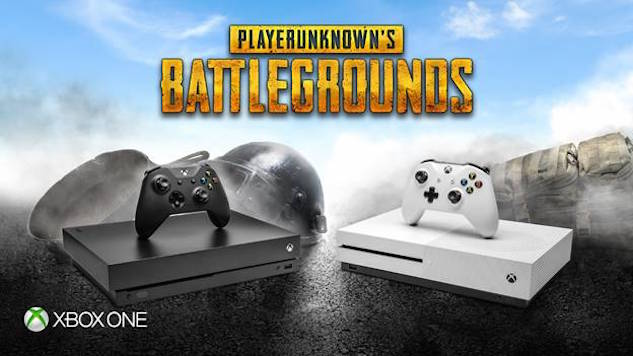 <i>PlayerUnknown's Battlegrounds</i> Arriving on Xbox One in December