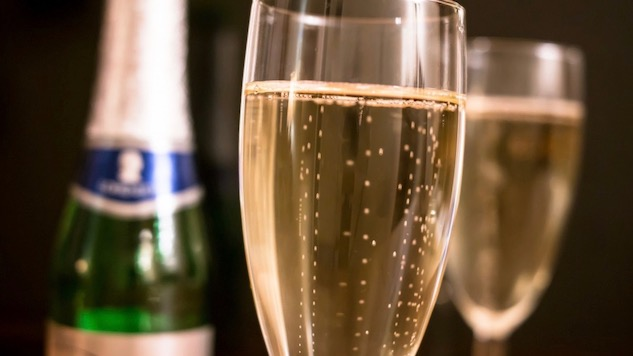 Give Your Champagne Toast an Upgrade