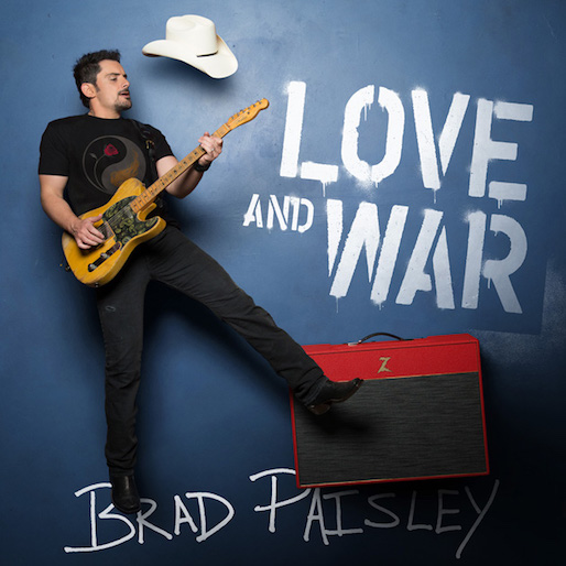 Paste Review of the Day: Brad Paisley - <i>Love and War</i>