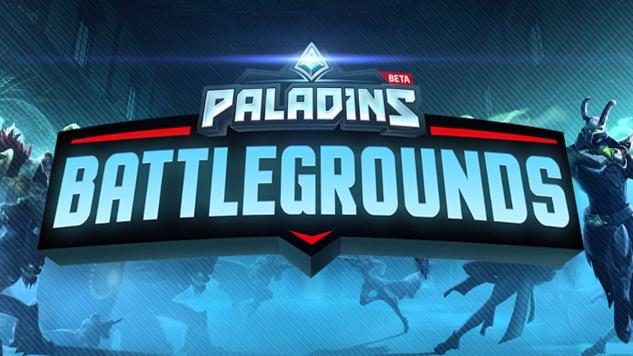 <i>Paladins</i> Jumps on the Battle Royale Bandwagon with Awfully Familiar <i>Battlegrounds</i> Mode