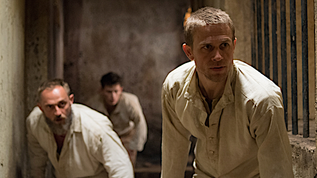 Charlie Hunnam and Rami Malek Team up to Escape Prison in First <i>Papillon</i> Trailer