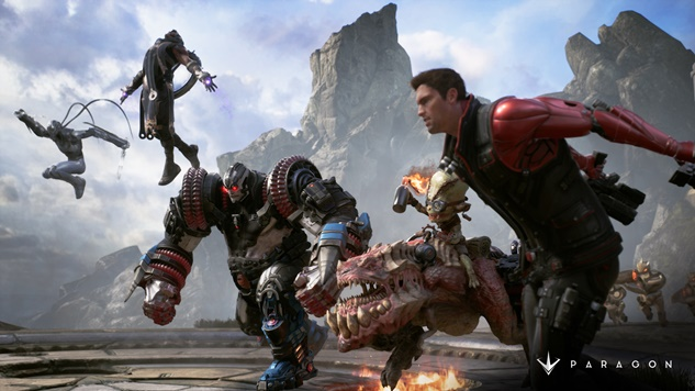 Epic Games Is Shutting Down <i>Paragon</i>