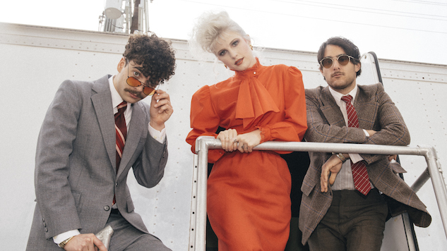 """Paramore Drop TV News-Inspired Video for """"Rose-Colored Boy"""""""