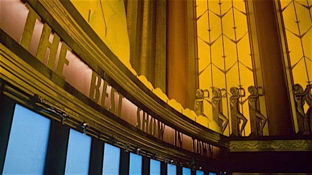 Historic Cinemas—The Paramount Theatre