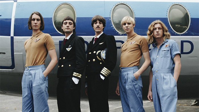 Catching Up With Parcels' Louie Swain