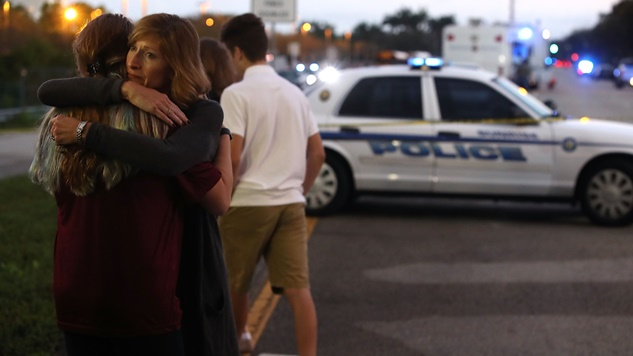 Suspected Florida School Shooter Trained With White Supremacist Group, Leader Says