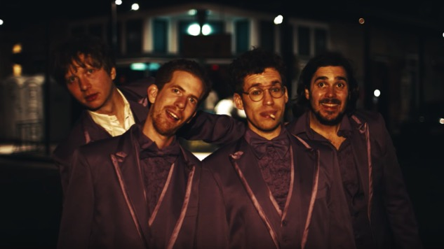 Parquet Courts Do Mardi Gras in Uproarious Video for Funky <i>Wide Awake!</i> Title Track