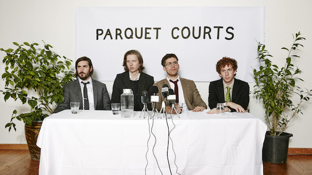 "Parquet Courts Harness Their Anger With Their ""Raw"" New Album, Out Next Year"
