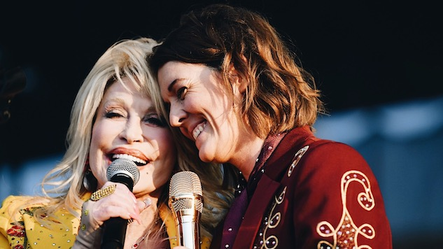 Watch Dolly Parton Perform with The Highwomen at Newport Folk Festival