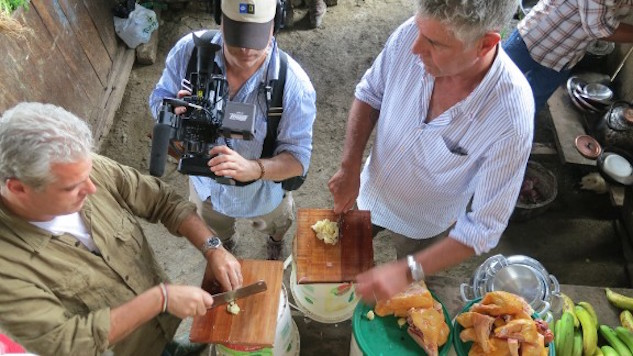 How Anthony Bourdain's Recipe for Culinary Adventure Became One of TV's Most Familiar Formulas