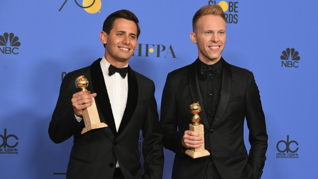 Oscar-Winning Duo Behind <i>La La Land</i>, <i>The Greatest Showman</i> to Write Songs for Live-Action <i>Aladdin</i>