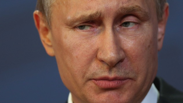 Dark Passage: What We Don't Want to Talk About with All This Russia News