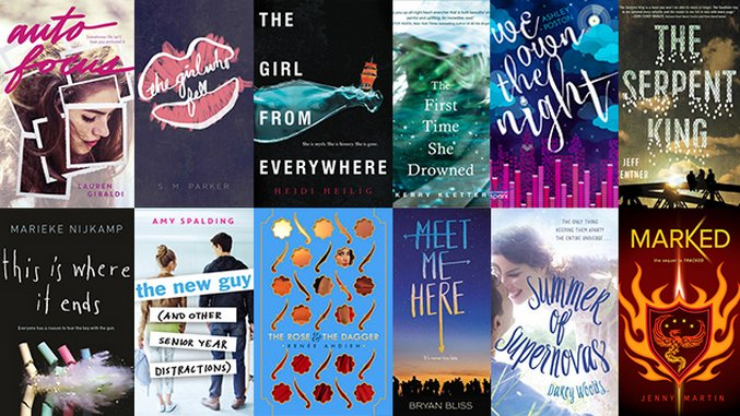 All personal List of young adult literature