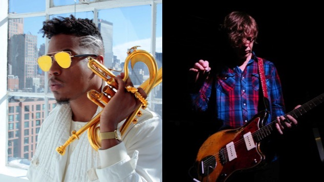 Streaming Live from <i>Paste</i> Today: Christian Scott aTunde Adjuah, Thurston Moore (Interview)