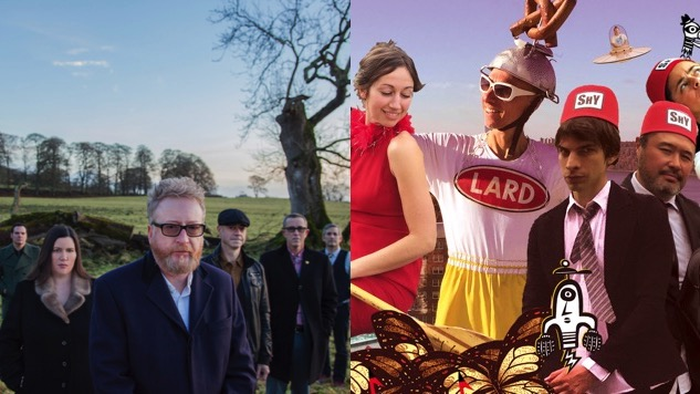 Streaming Live from <i>Paste</i> Today: Flogging Molly, Lard Dog & The Band of Shy