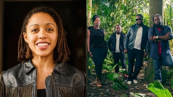 Streaming Live from <i>Paste</i> Today: Lizzie No, Morgan Heritage