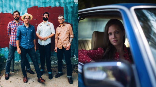 Streaming Live from <i>Paste</i> Today: The Steel Wheels, Allison Pierce