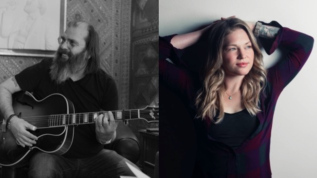 Streaming Live from <i>Paste</i> Today: Steve Earle, Crystal Bowersox