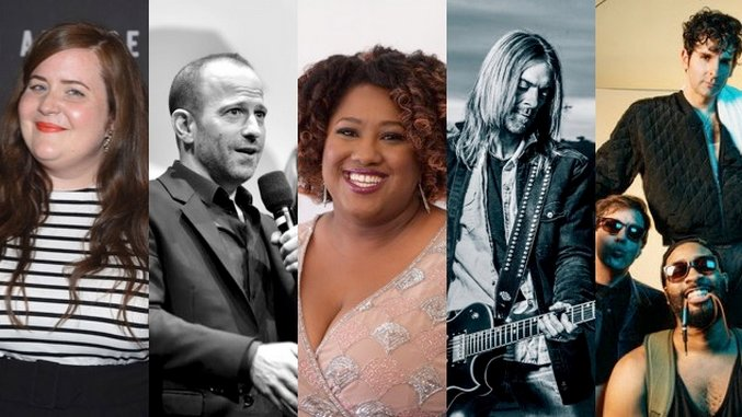 Streaming Live from <i>Paste</i> Today: Aidy Bryant (Interview), Mike Rubens (Interview), Ashley Nicole Black (Interview), Rex Brown, Low Cut Connie