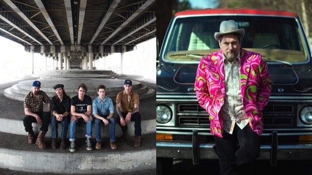 Streaming Live from <i>Paste</i> Today: The Deslondes, The Jerry Douglas Band